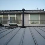 屋根上完了