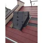 屋根上造作