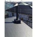 屋根上チムニー画像です。